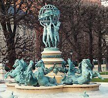 Fontaine des Quatre Parties du Monde by Country  Pursuits