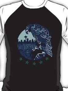 Seattle Seahawks Skyline T-Shirt