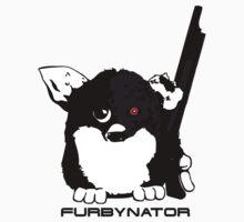 The Furby-nator by Tom Radford