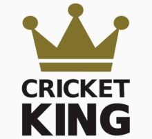Cricket king champion by Designzz