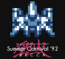 Summer Carnival 92' Recca Ship by Bryant Almonte Designs
