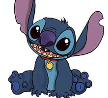 Cute Stitch by LikeYou