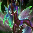 Queen Chrysalis by Dawnfire