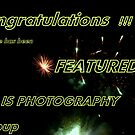 Congrats, Featured! by Billlee