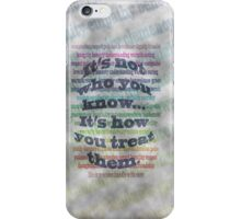 Life is Precious Handle With Care iPhone Case/Skin