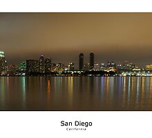 San Diego California by William  Israelson