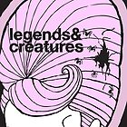 Legends & Creatures by rebecca-miller