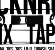 Cassette Tape by April Nash Sticker