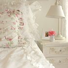 Shabby Chic Bedroom by SizzleandZoom