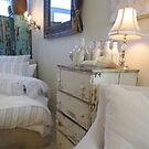Shabby Chic Chest of Drawers by SizzleandZoom