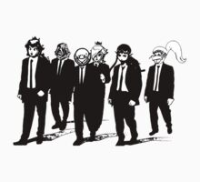 Reservoir Nintendo Dogs 1 by Roberto A Camacho
