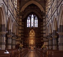 St. Pauls Cathederal Melbourne by bjm26
