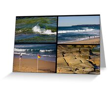Seaside Snippets - Beachcomber Series Greeting Card