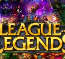 League of Legends Sticker