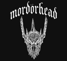 MORDORHEAD by ZugArt