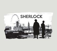 Sherlock by Jayne Plant