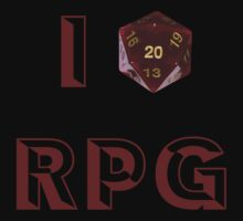 I 'Heart' RPG by Marjuned