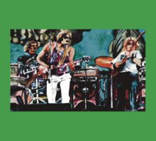 """The Grateful Dead in Englishtown 1"" by Kevin J Cooper"