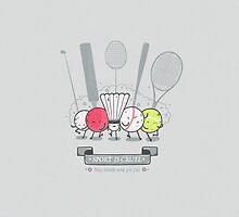 Sport sucks by Randyotter