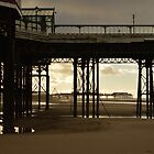 North Pier, Blackpool by Nick Coates