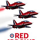 The Red Arrows reach 50 by Chris L Smith