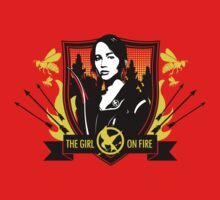 The Girl On Fire by Zooey07