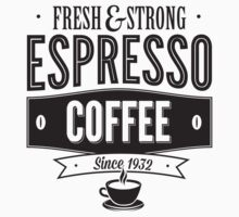 Espresso Coffee by BrightDesign