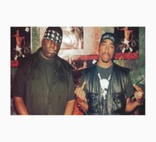 Tupac and Biggie by staytrill