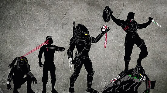 Hunter Hunted by Samiel