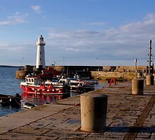 Donaghadee Sundown by Wrayzo