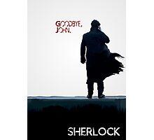 Sherlock: Goodbye John Photographic Print