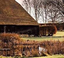 Tithe Barn by JEZ22