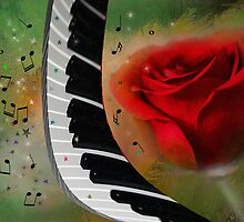 The Magic Of Love And Music by Diane Schuster
