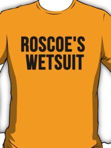 Roscoe's Wetsuit T-Shirt