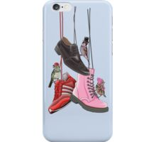 Shoe Houses iPhone Case/Skin