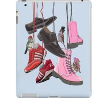 Shoe Houses iPad Case/Skin