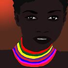 African Beauty  by kreativekate