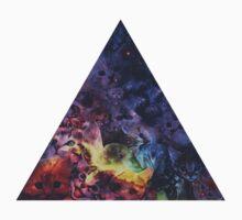 Illuminati kittens in space by viggosaurus