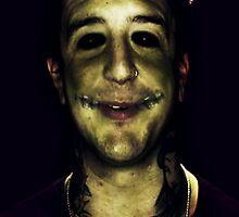 Zombie Carlile by Stewart Leach