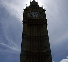 Big Ben by storminateacup