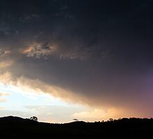 Lightning Ridge - Panorama by TimothyAJ