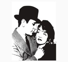 George Raft Consoles Marlene Dietrich by Museenglish