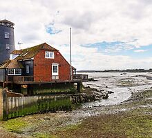 The Old Mill at Langstone Harbour  by hootonles