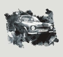 Classic Rally T-Shirt by NuDesign