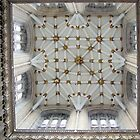 York Minster, Tower Interior by John Dalkin