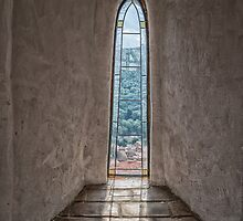 old window by Dobromir Dobrinov