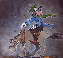 The Legend of Goofy Hollow by Robert Holewinski