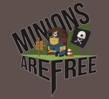 Captain M. - Minion are free by Guidux