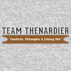 Team Thenardier by GenialGrouty