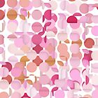 Multi Layer Pink Polka Dot by Ra12